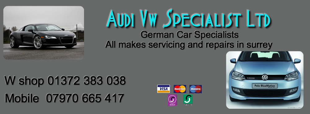 Vw Specialist Near Me >> Audi Vw Specialist In Leatherhead Audi Vw Specialists Ltd
